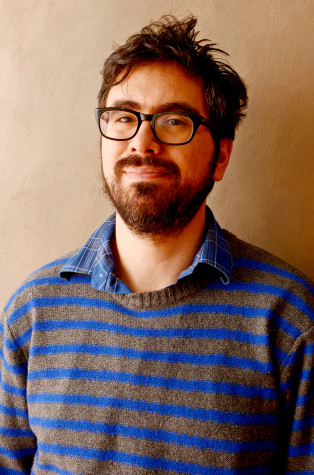 Andrew Bujalski, director de Computer Chess