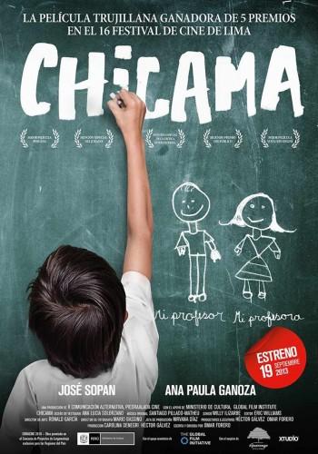 Chicama, de Omar Forero - poster
