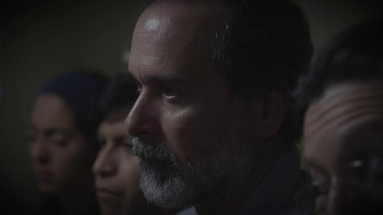 Paul Vega en NN, de Héctor Gálvez