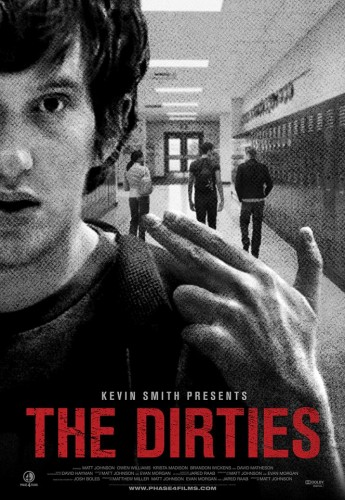 The Dirties, by Matt Johnson - poster