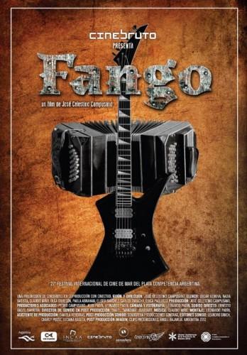 Fango, de Jose Campusano - poster