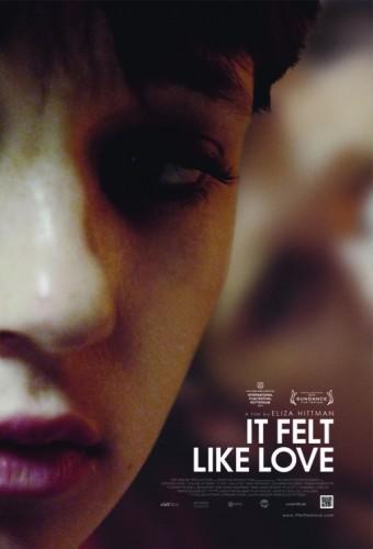 It Felt Like Love, by Eliza Hittman - poster