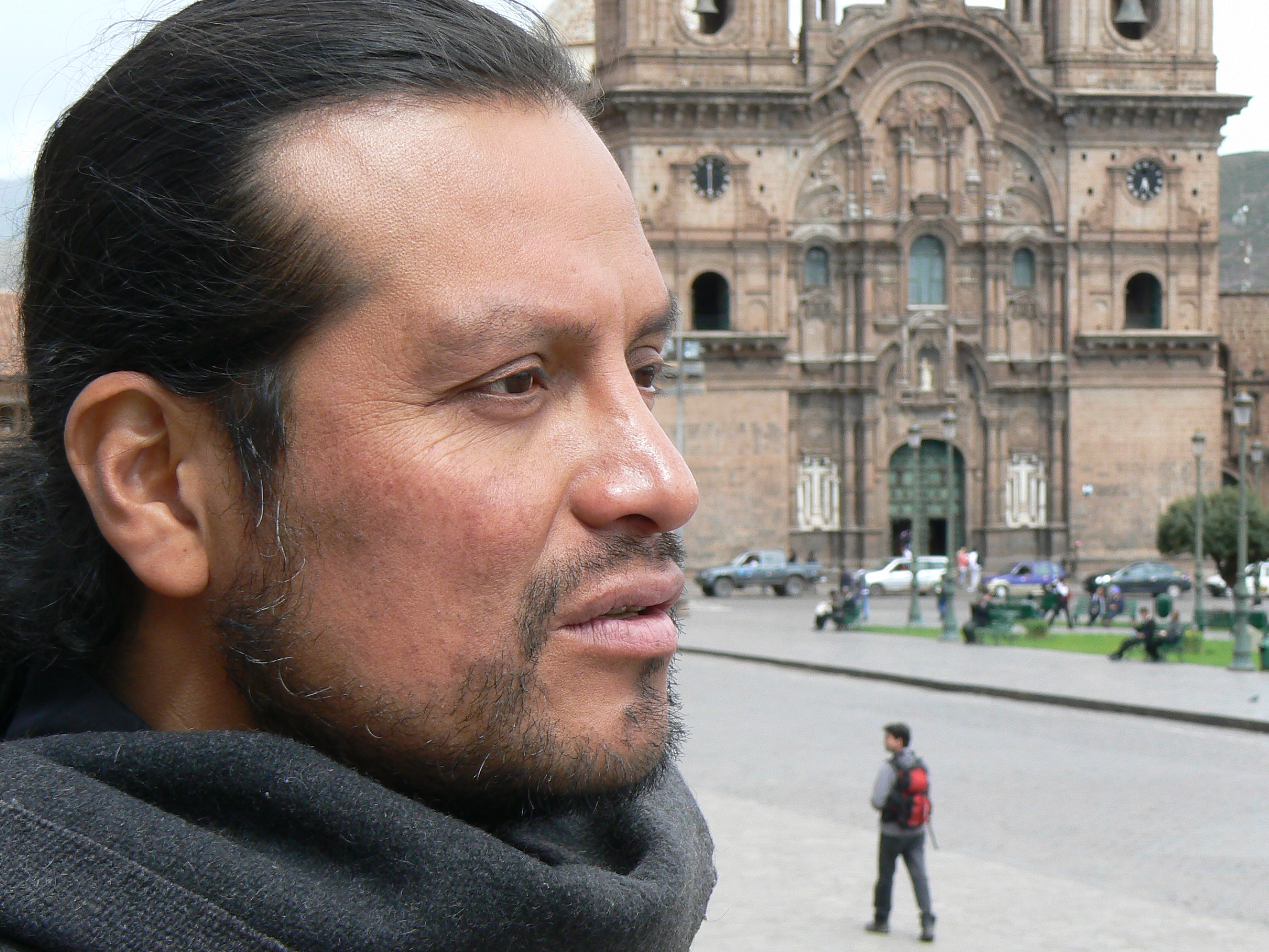 John David Rodríguez Taiña - Blac Poncho