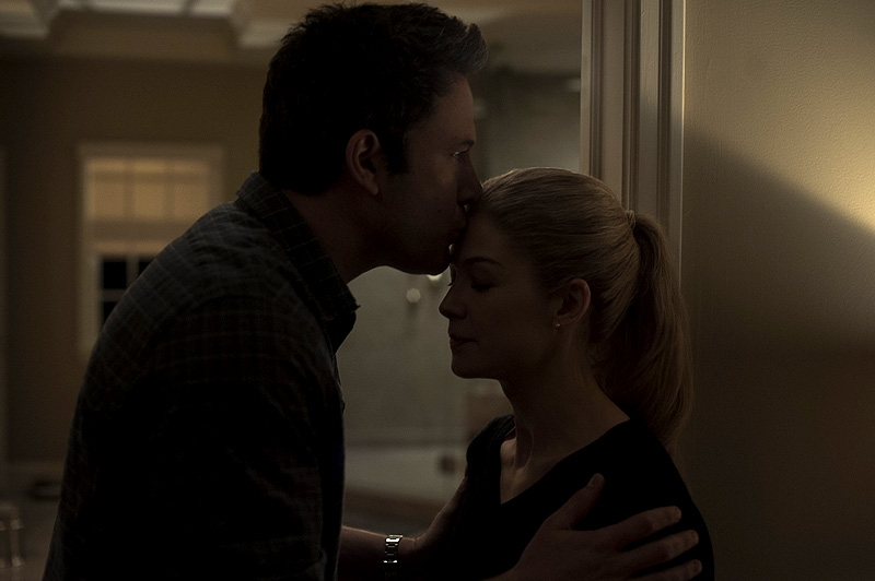 gone girl - ben affleck - rosamund pike
