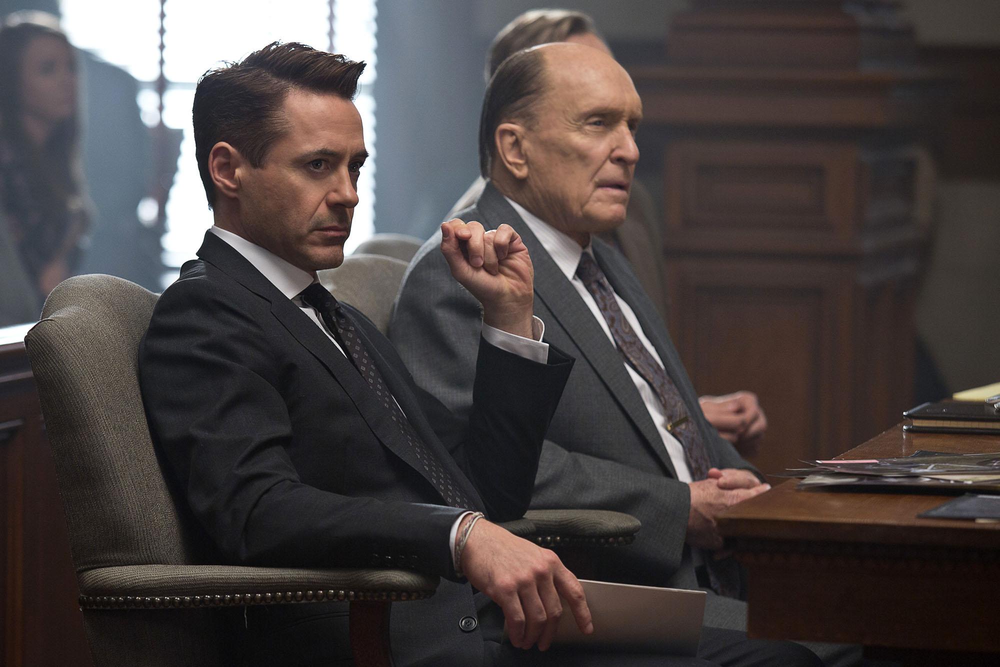 The Judge, Robert Downey Jr, Robert Duvall