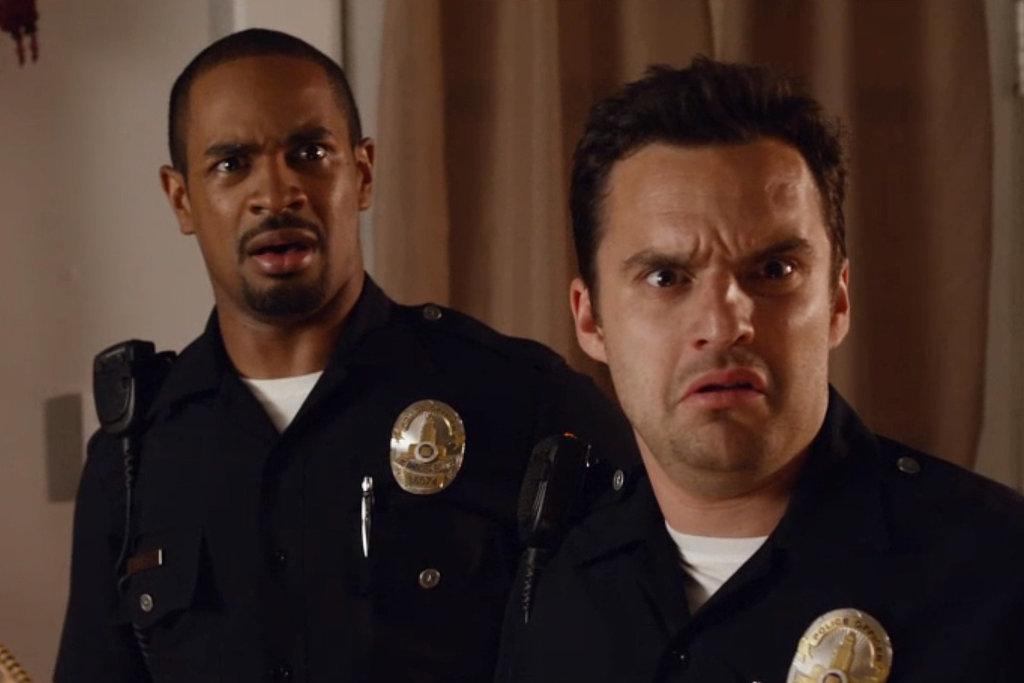 Agentes del desorden - Let's be cops