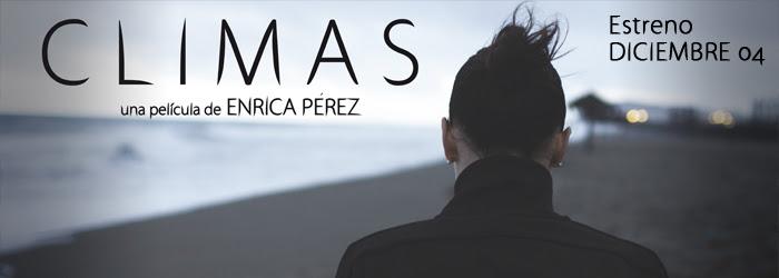 Climas - Enrica Perez - estreno colombia