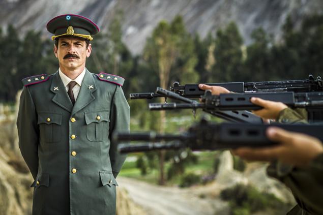 Olvidados - película Bolivia