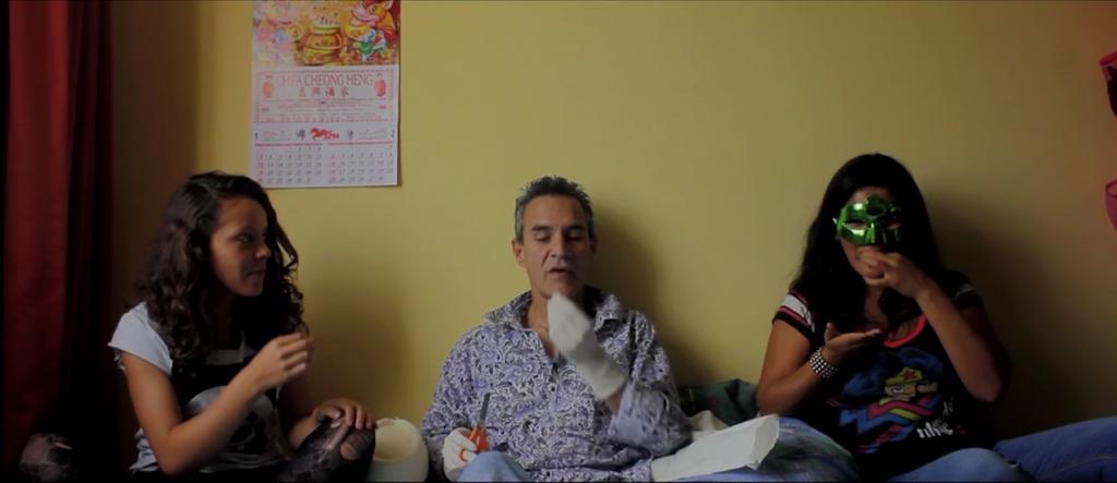 Videofilia (y otros sindromes virales), de Juan Daniel F. Molero en Festival de Rotterdam 2015