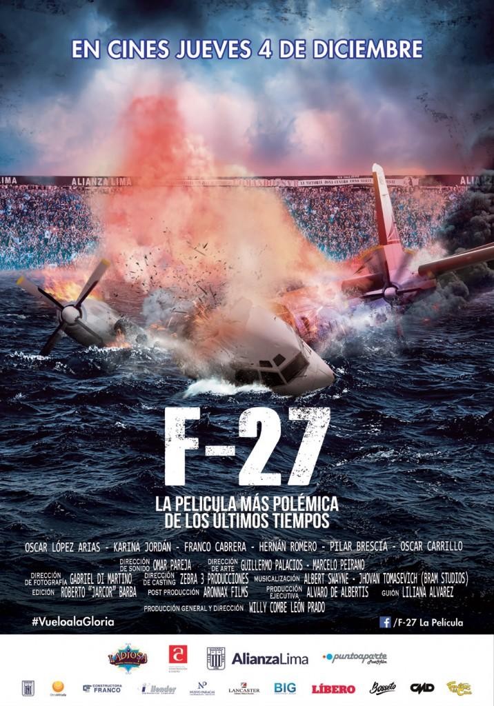Afiche F-27