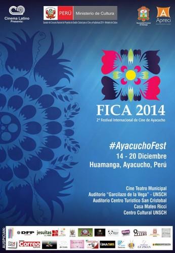 Festival Cine Ayacucho 2014