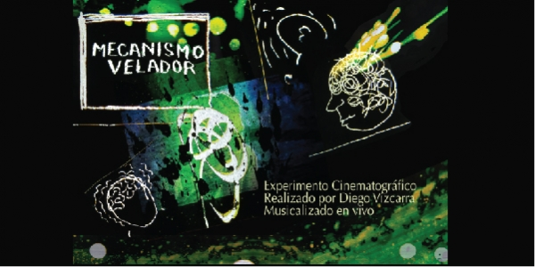 Mecanismo velador, de Diego Vizcarra