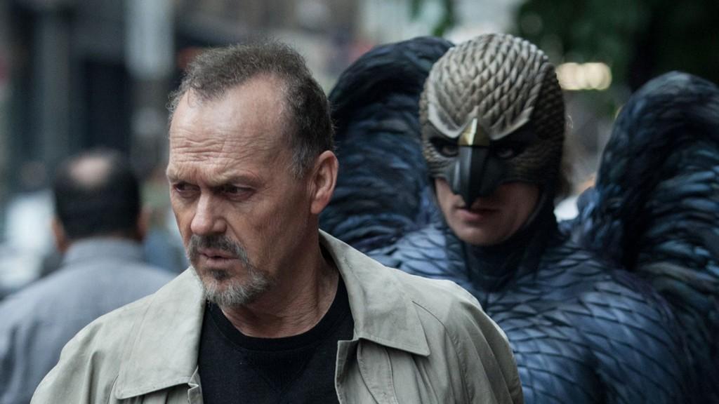 Birdman, con Michael Keaton