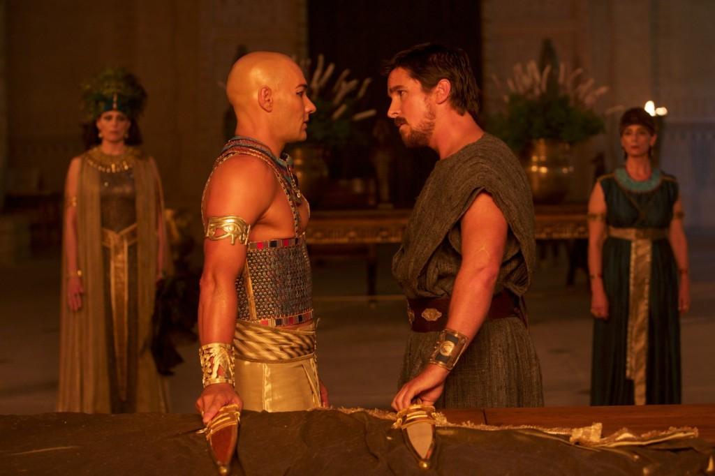 Exodo, dioses y reyes