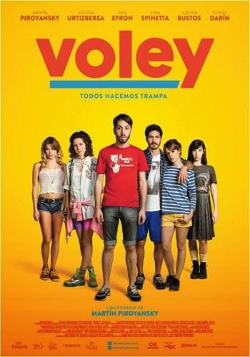 Voley, de Martin Piroyansky