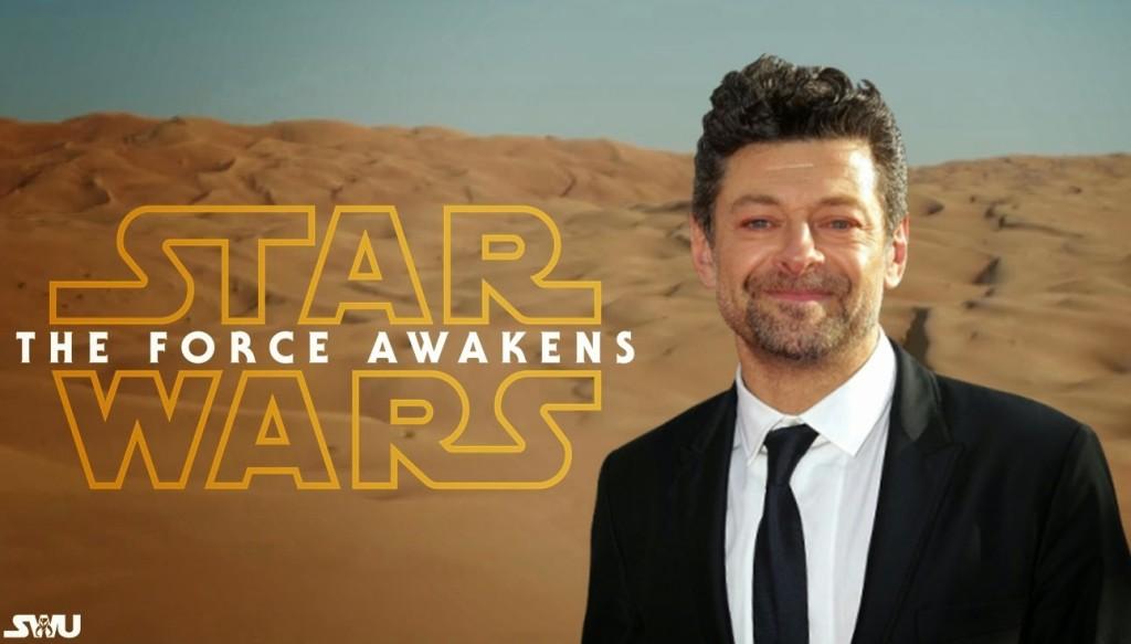 Andy Serkis - Star Wars