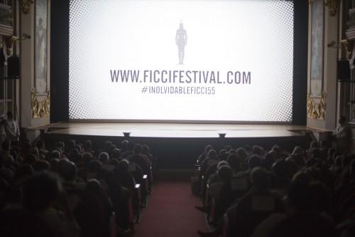 Inauguración del Festival Internacional de Cine de Cartagena de Indias
