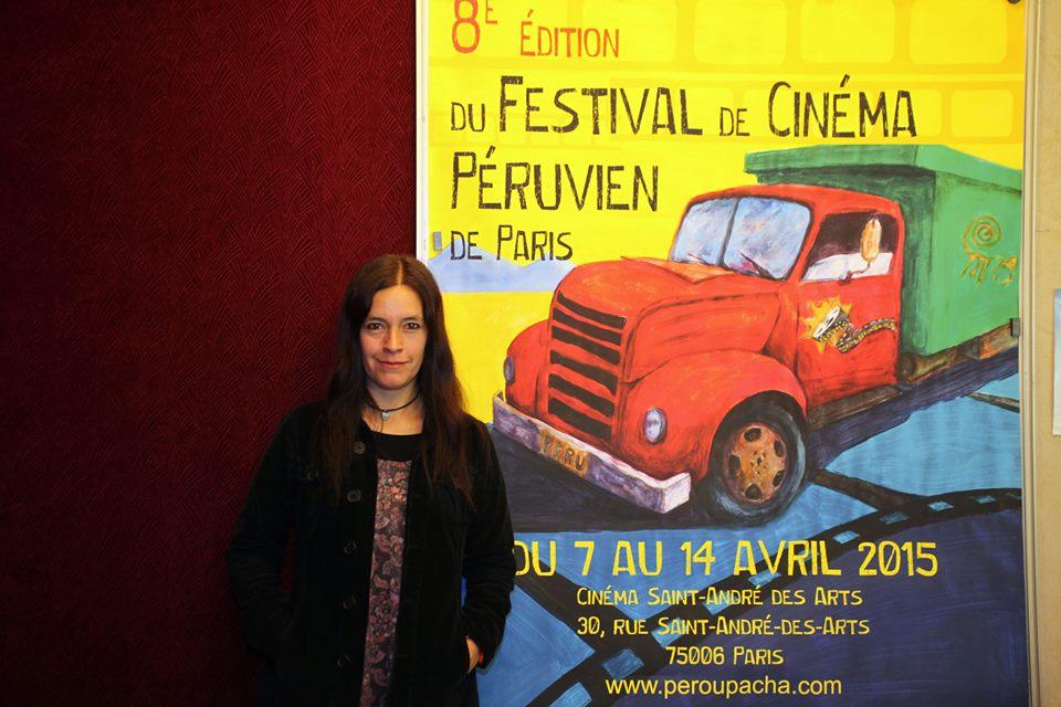 Festival de Cine Peruano en Paris - Rossana Diaz