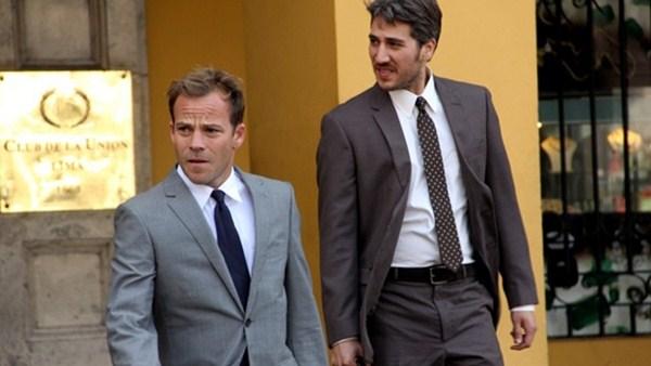 Oliver's Deal con Stephen Dorff y Alberto Ammann