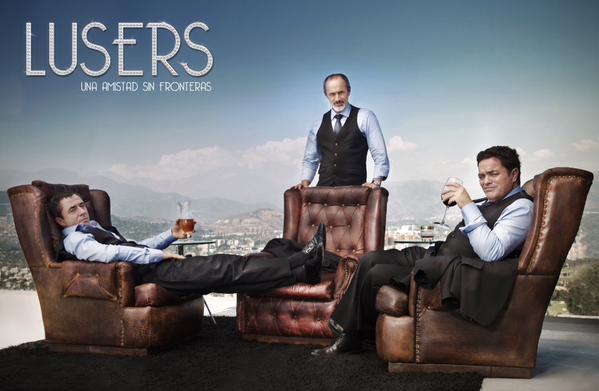 Lusers - Carlos Alcantara- Pablo Granados- Felipe Izquierdo