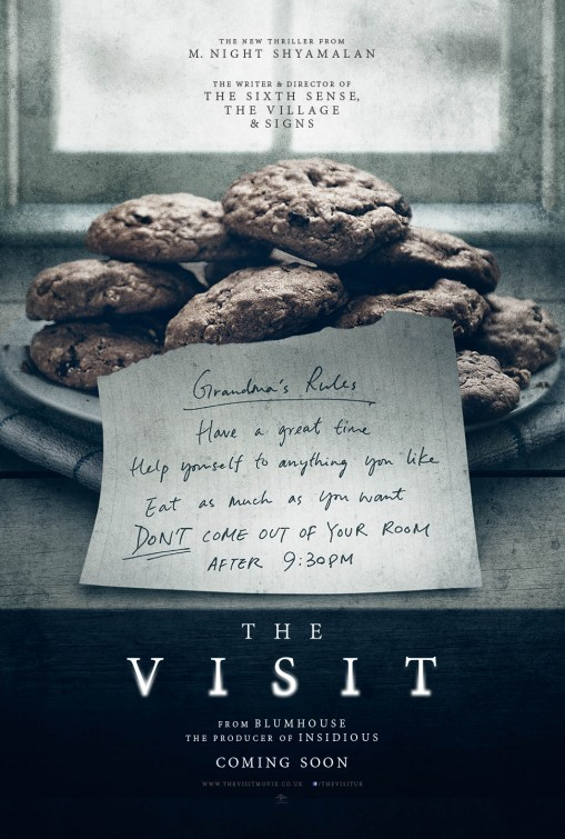 Poster, The Visit
