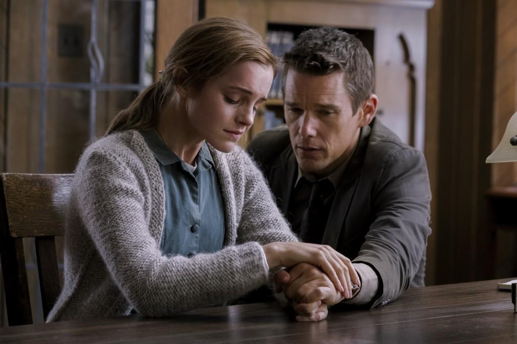Regression, Emma Watson, Ethan Hawke