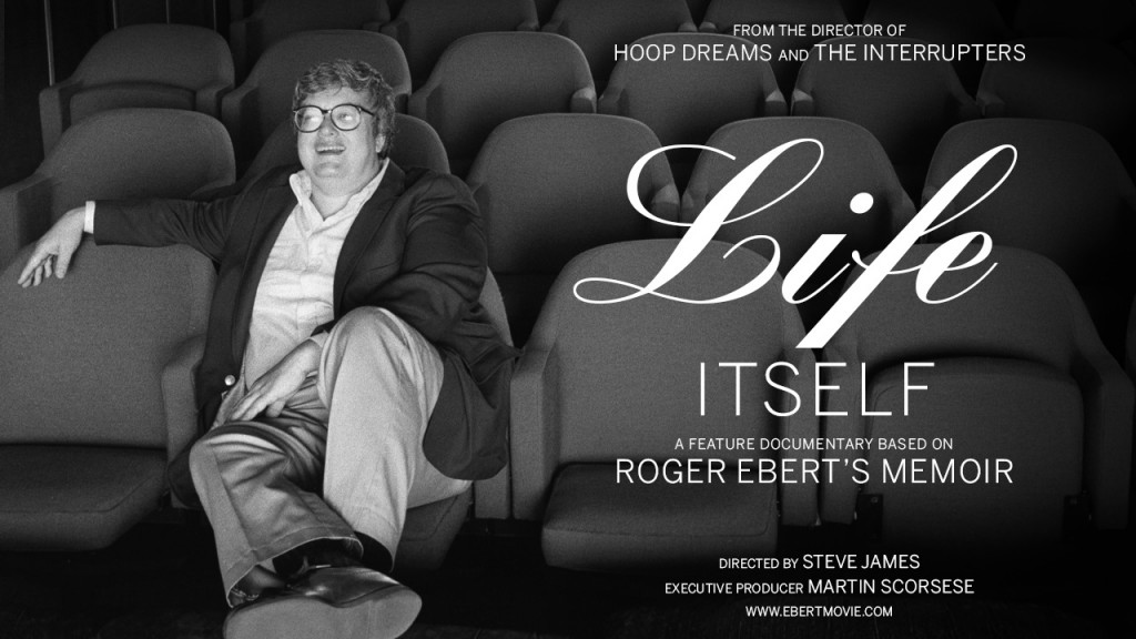 life itself - roger ebert