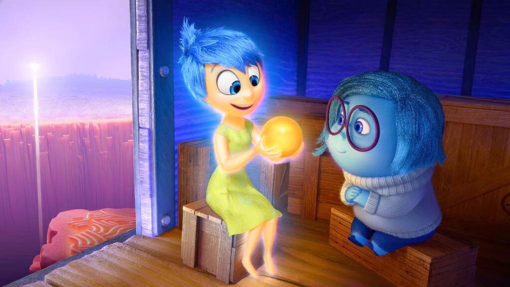 Inside Out, Disney Pixar