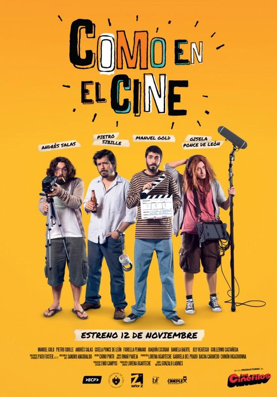 Afiche-Como-En-El-Cine