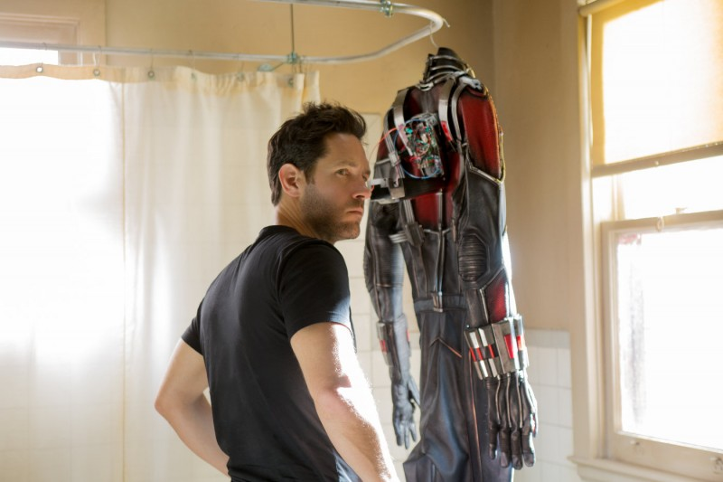 Ant-Man Paul Rudd 2015