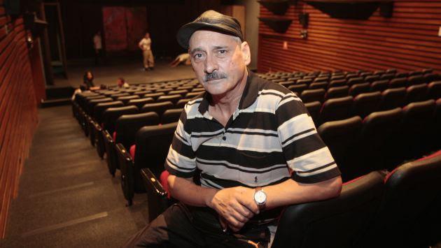 Gustavo Bueno, actor de cine y treatro