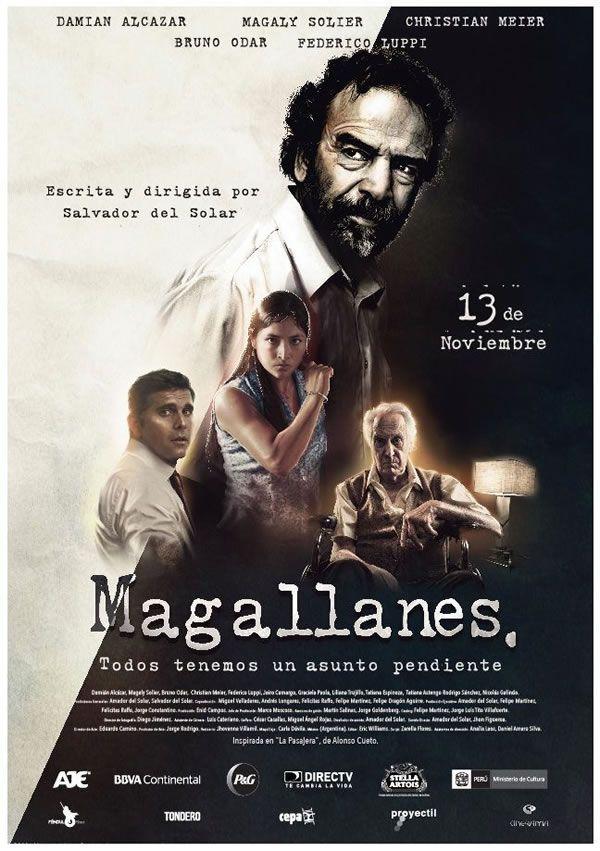 Magallanes, afiche