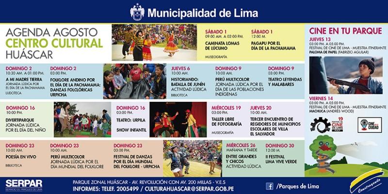Programa Parque Huascar