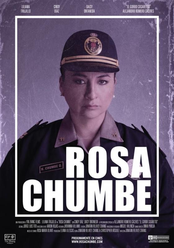 rosa chumbe poster