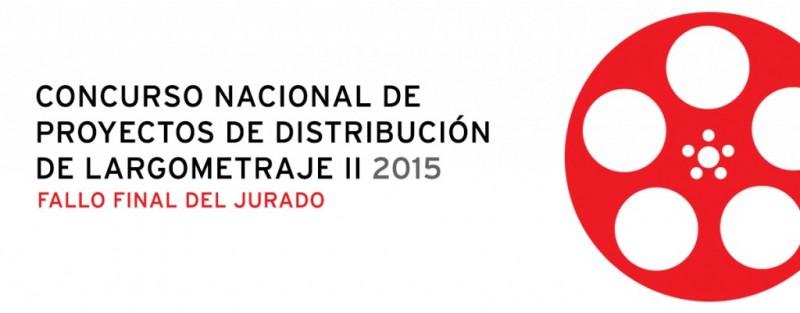 Concurso Distribucion 2015 MinCul Peru