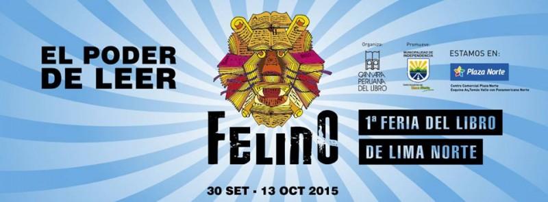 Felino - Feria del Libro Lima Norte