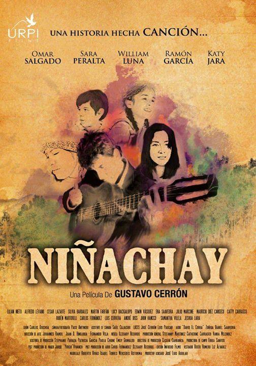Niñachay, la película, poster