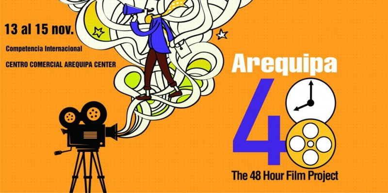 48 hour film project Arequipa