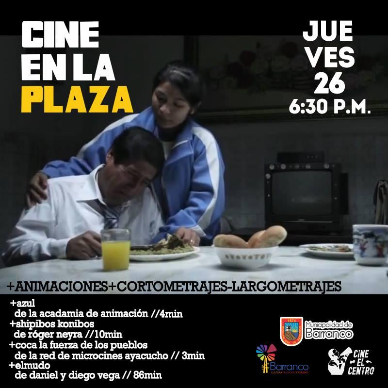 El Mudo - Cine en la Plaza