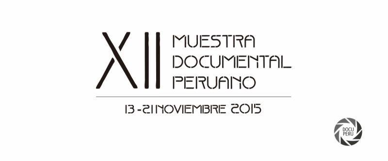 XII Muestra documental peruano