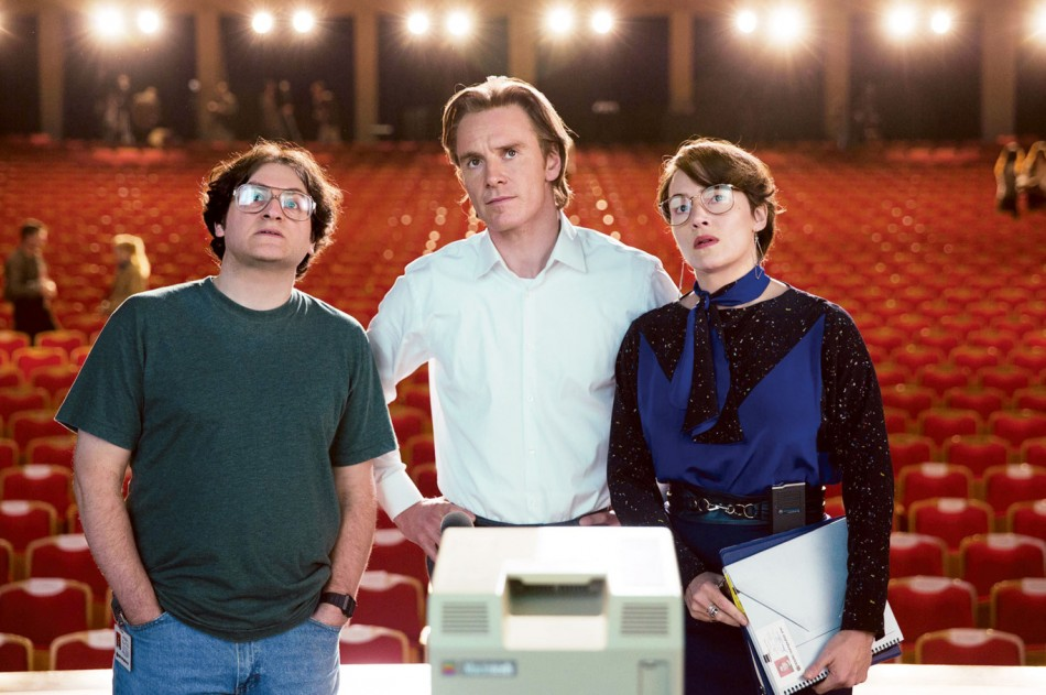 Steve Jobs - Michael Fassbender Kate Winslet