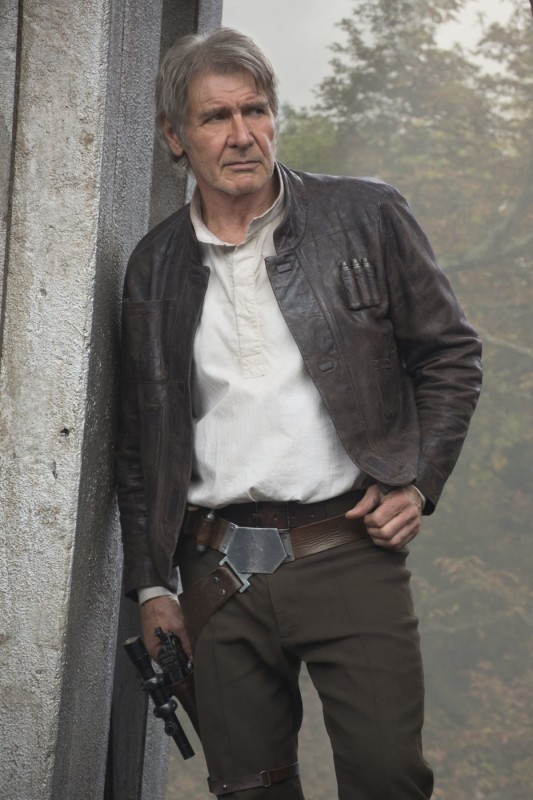star-wars-7 - the-force-awakens - Han Solo