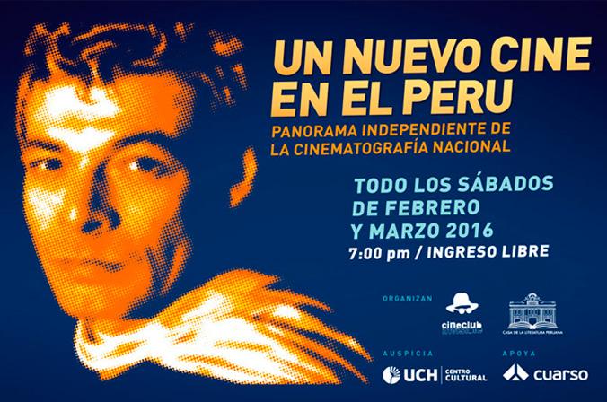 Ciclo - Un nuevo cine en el Peru