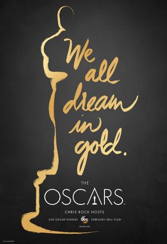 Premios Oscars 2016 - poster