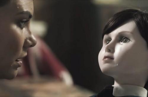 The boy, El nino terror film