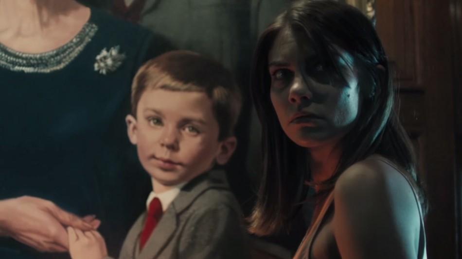 The boy, terror film