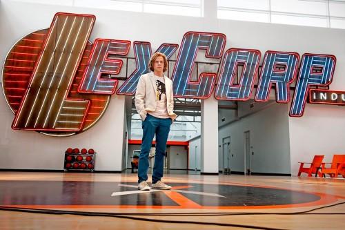 Jesse Eisenberg es un Lex Luthor bastante alternativo.