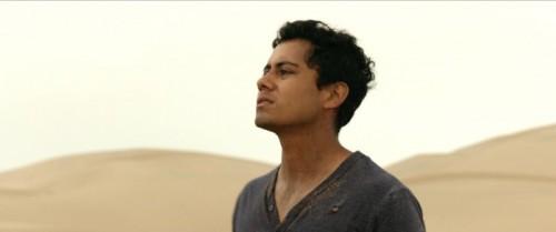 Gustavo Borjas debuta en el cine como protagonista de 'El soñador', de Adrián Saba.