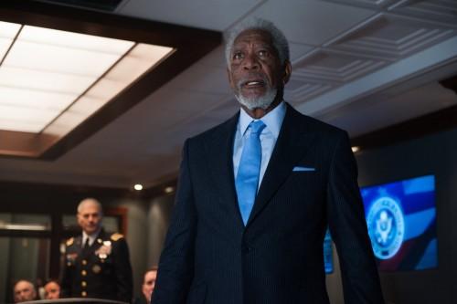 London Has Fallen - Morgan Freeman