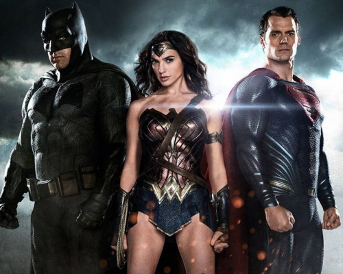 La trinidad de DC Cómics por fin en pantallas.
